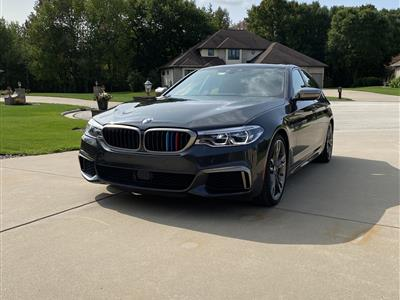 2018 BMW 5 Series lease in De Pere,WI - Swapalease.com