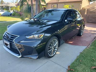 2020 Lexus IS 300 lease in Chino Hills,CA - Swapalease.com