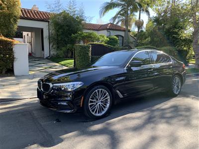 2018 BMW 5 Series lease in Los Angeles,CA - Swapalease.com