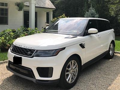 2018 Land Rover Range Rover Sport lease in Darien,CT - Swapalease.com