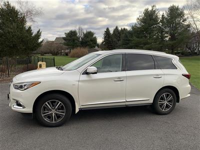 2019 Infiniti QX60 lease in Long Valley,NJ - Swapalease.com