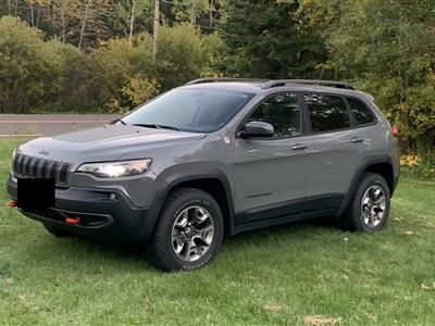2019 Jeep Cherokee lease in Duluth,MN - Swapalease.com