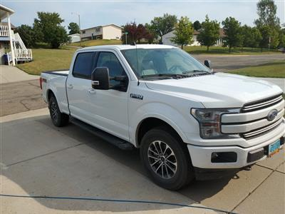 2019 Ford F-150 lease in Beulah,ND - Swapalease.com