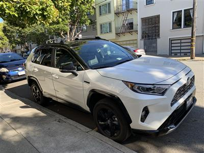 2019 Toyota RAV4 lease in San Francisco,CA - Swapalease.com