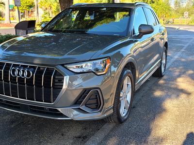 2020 Audi Q3 lease in Aventura,FL - Swapalease.com