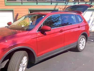 2020 Volkswagen Tiguan lease in Tacoma ,WA - Swapalease.com