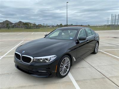 2018 BMW 5 Series lease in Richmond,TX - Swapalease.com