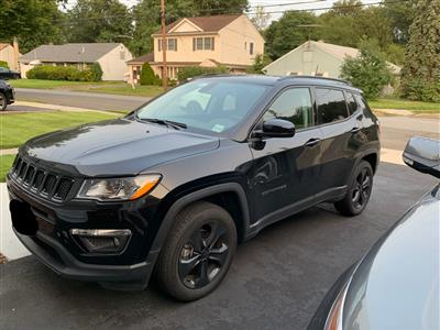 2020 Jeep Compass lease in Rochelle Park,NJ - Swapalease.com