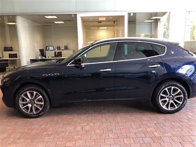 2019 Maserati Levante lease in Miami,FL - Swapalease.com
