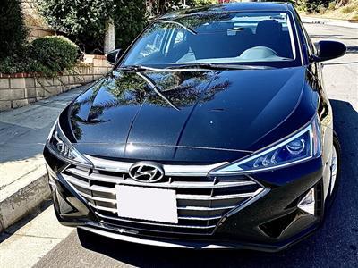 2020 Hyundai Elantra lease in Mission Hills,CA - Swapalease.com