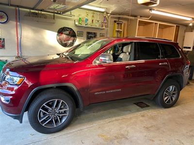 2019 Jeep Grand Cherokee lease in Greenwich,CT - Swapalease.com