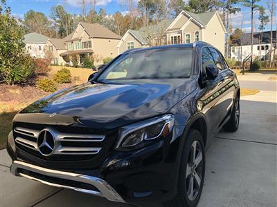 2019 Mercedes-Benz GLC-Class lease in Apex,NC - Swapalease.com
