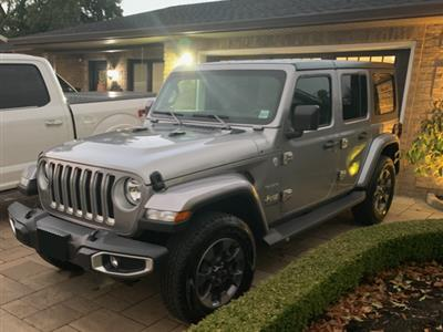 2020 Jeep Wrangler Unlimited lease in Englishtown,NJ - Swapalease.com