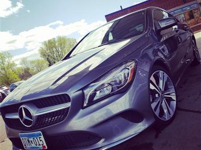 2019 Mercedes-Benz CLA Coupe lease in St. Louis Park,MN - Swapalease.com