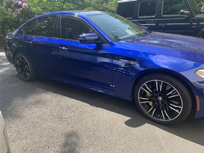 2018 BMW M5 lease in Wayne,NJ - Swapalease.com