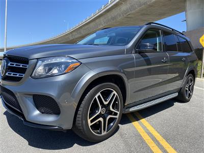 2018 Mercedes-Benz GLS-Class lease in Lake Forest,CA - Swapalease.com