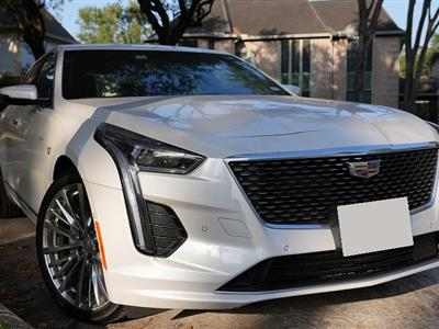 2019 Cadillac CT6 lease in Houston,TX - Swapalease.com