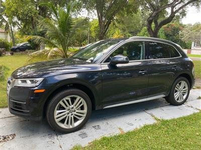 2019 Audi Q5 lease in Miami Shores,FL - Swapalease.com