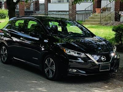 2019 Nissan LEAF lease in COLUMBUS,OH - Swapalease.com