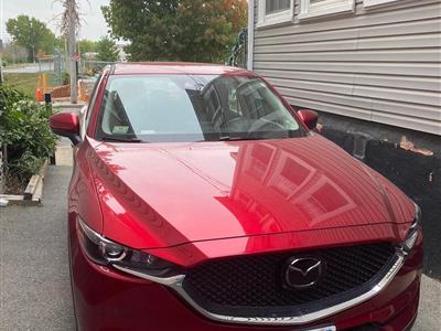 2018 Mazda CX-5 lease in Boston,MA - Swapalease.com