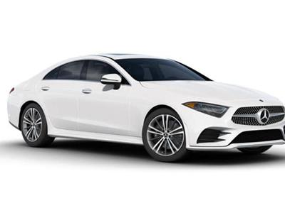 2019 Mercedes-Benz CLS Coupe lease in Plano,TX - Swapalease.com