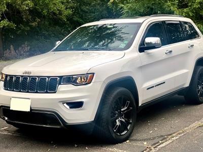 2018 Jeep Grand Cherokee lease in Plainfield,NJ - Swapalease.com