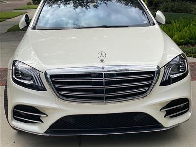 2019 Mercedes-Benz S-Class lease in Tampa,FL - Swapalease.com