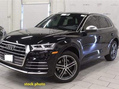 2018 Audi SQ5 lease in Fremont,CA - Swapalease.com