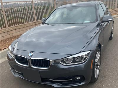2018 BMW 3 Series lease in San Diego,CA - Swapalease.com