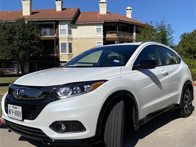 2019 Honda HR-V lease in Plano,TX - Swapalease.com