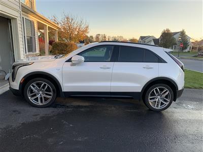 2019 Cadillac XT4 lease in Palmyra,PA - Swapalease.com
