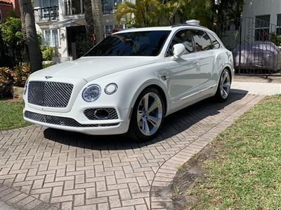 2018 Bentley Bentayga lease in Miami,FL - Swapalease.com