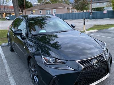 2020 Lexus IS 350 F Sport lease in azusa,CA - Swapalease.com