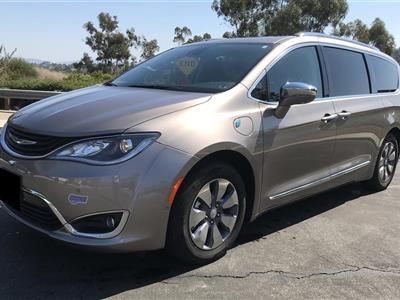 2018 Chrysler Pacifica lease in Laguna Niguel,CA - Swapalease.com