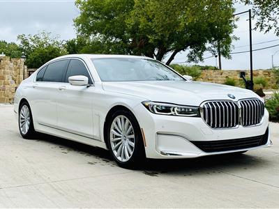 2020 BMW 7 Series lease in westworth village,TX - Swapalease.com