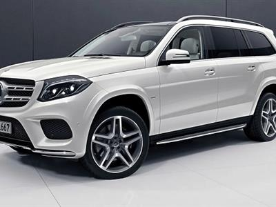 2018 Mercedes-Benz GLS-Class lease in Naperville ,IL - Swapalease.com