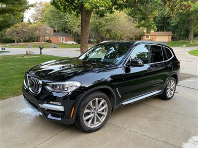 2019 BMW X3 lease in Royal Oak,MI - Swapalease.com