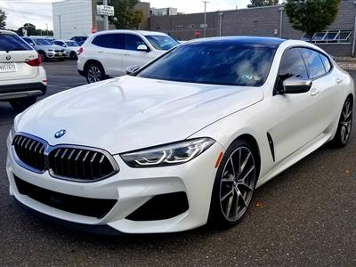 2020 BMW 8 Series lease in Philadelphia,PA - Swapalease.com