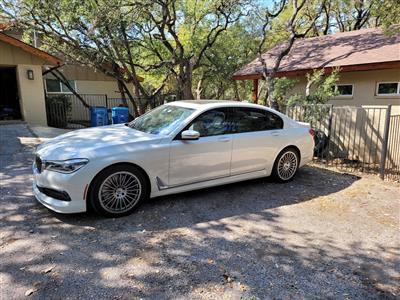 2018 BMW 7 Series ALPINA B7 lease in San Antonio,TX - Swapalease.com