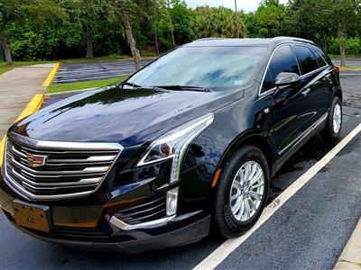 2019 Cadillac XT5 lease in Saint Petersburg,FL - Swapalease.com