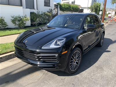 2020 Porsche Cayenne lease in Los Angeles,CA - Swapalease.com