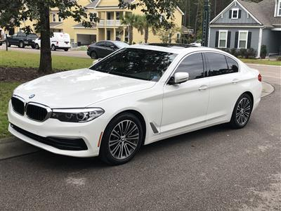 2019 BMW 5 Series lease in Charleston ,SC - Swapalease.com