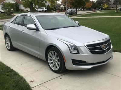 2018 Cadillac ATS lease in Mayfield Hights ,OH - Swapalease.com