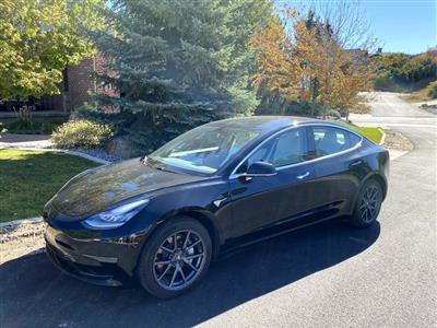 2019 Tesla Model 3 lease in DRAPER,UT - Swapalease.com