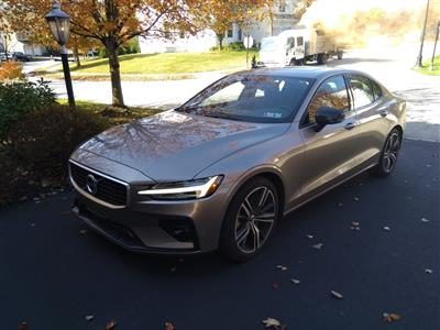 2019 Volvo S60 lease in Phoenixville,PA - Swapalease.com