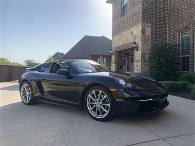 2018 Porsche 718 lease in Fort worth,TX - Swapalease.com
