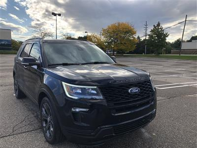 2018 Ford Explorer lease in Bloomfield Hills,MI - Swapalease.com