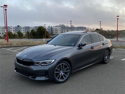 2019 BMW 3 Series lease in Foster City,CA - Swapalease.com