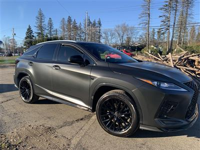2020 Lexus RX 350 F Sport lease in Olean,NY - Swapalease.com