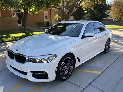 2018 BMW 5 Series lease in Salt Lake City,UT - Swapalease.com